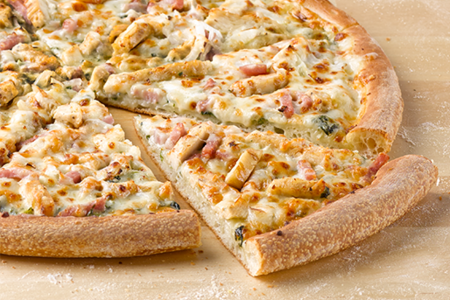 Пицца Сырный Цыпленок Кордон Блю