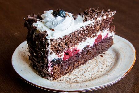 Торт Чёрный лес
