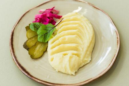 Пюре картофельное