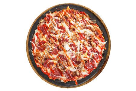 Пицца Мясная де Люкс Блэк