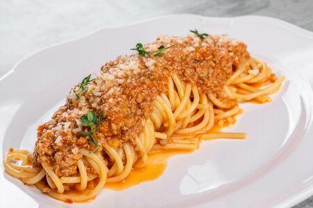 Спагетти Рагу