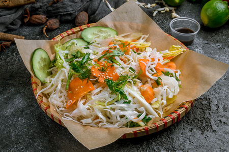 Фо Чон Рау вегетарианский