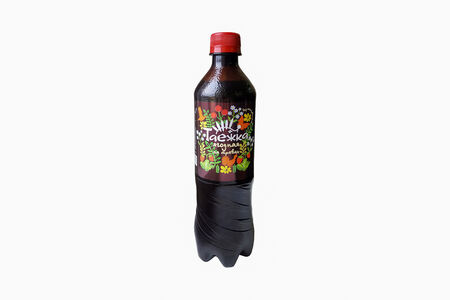 Напиток Таёжка ягодная на травах