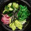 Фото к позиции меню Поке с рисом овощной