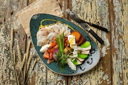 Рыбный базар