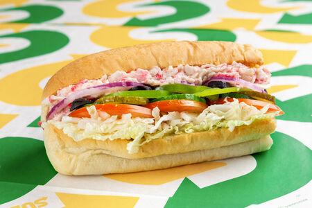 Сэндвич Морепродукты