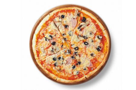 Пицца Баварезе
