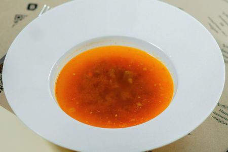 Суп Греческий с рубленной бараниной