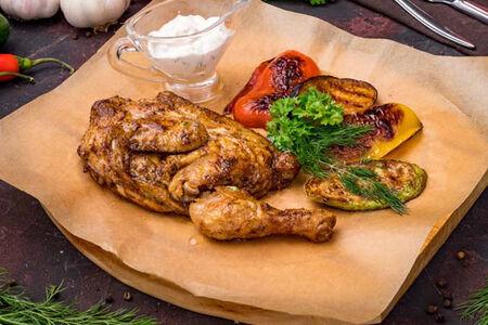 Цыплёнок Табака