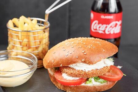 Комбо Фишбургер