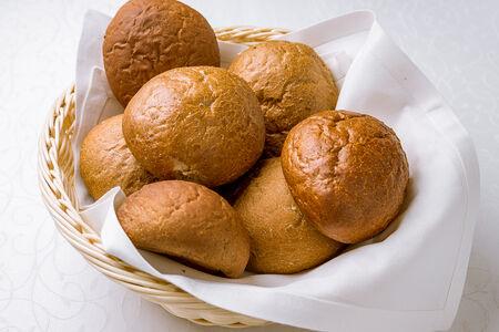 Булочка ржано-пшеничная