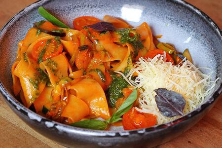 Паста вегетариано в прованском соусе