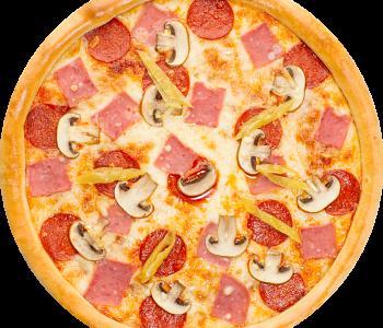 Пицца Дракоша