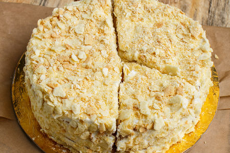 Торт Стёпка-растрёпка