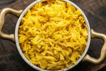 Шафрановый рис