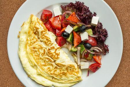 Греческий завтрак