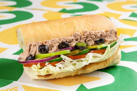 Сэндвич Тунец маленький