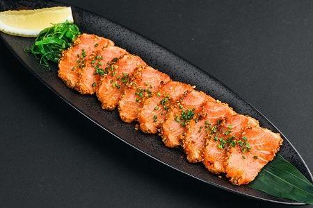 Татаки из лосося