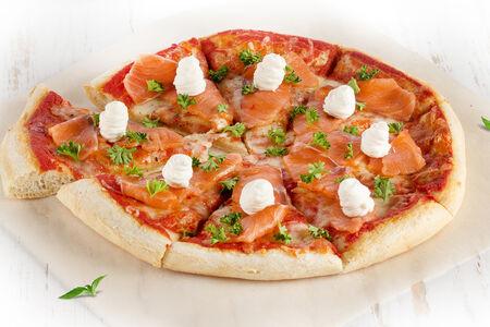 Пицца Аль Салмоне