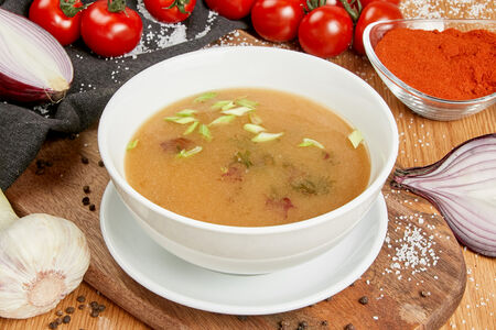 Суп Кани эби рамен