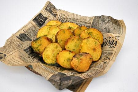 Картофель запеченный по-пражски