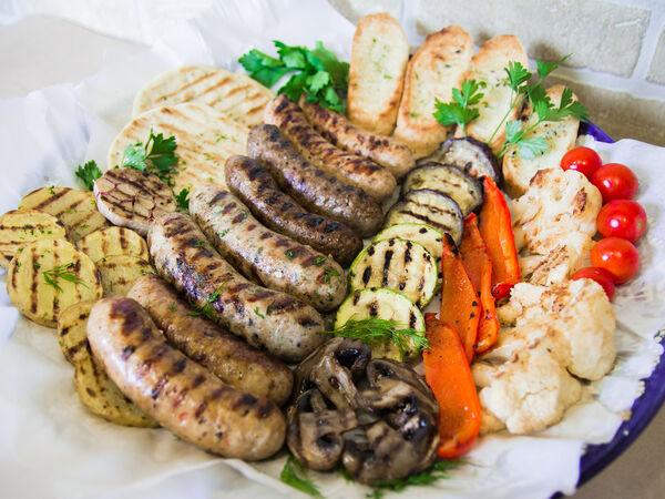 Колбаски Food