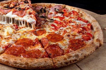 Пицца Четыре семестра
