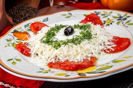 Салат Чушки по Пирински