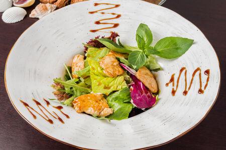 Салат из индейки