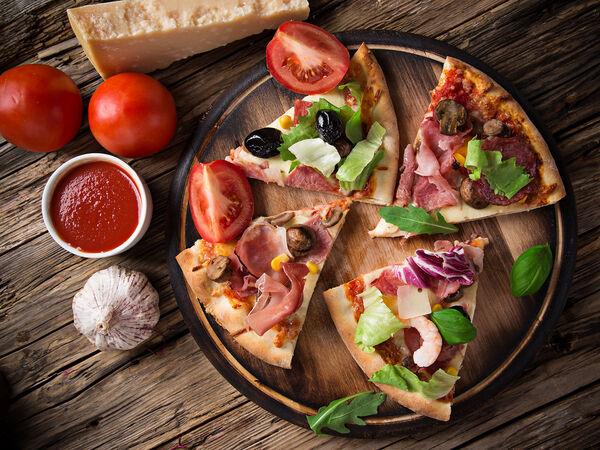 Правильная пицца