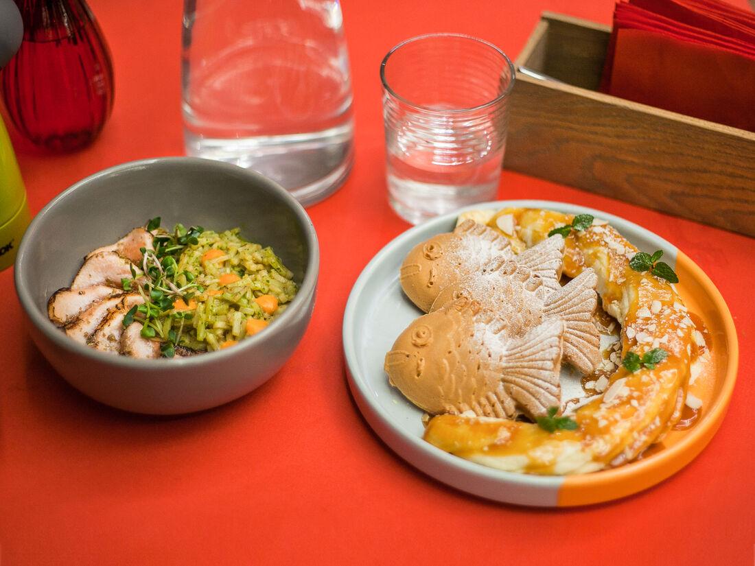 YUYi oriental food & brew bar