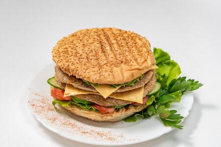 Гамбургер двойной