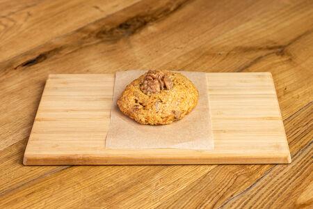 Печенье овсяное Курага и грецкие орехи