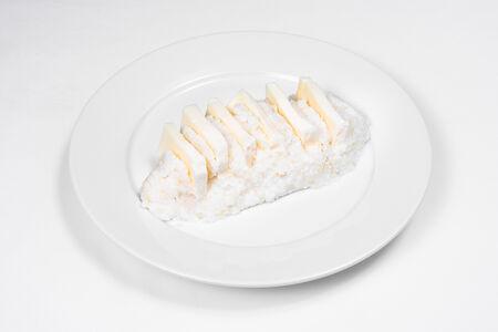 Гоми с сыром