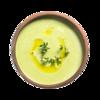Фото к позиции меню Суп-пюре из брокколи
