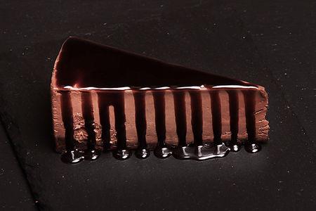 Чизкейк Нью-Йорк шоколадный