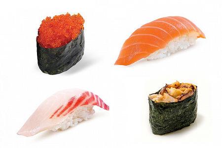 Суши сет гейша
