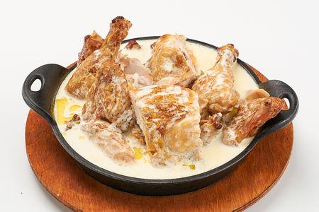Цыплёнок Чкмерули