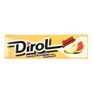 Dirol «Арбузно-дынный коктейль»