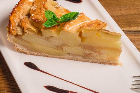 Пирог Баварский яблочный