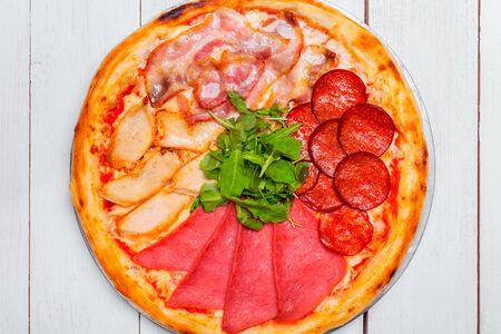 Пицца Мясной квартет