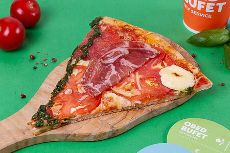 Пицца с Прошутто