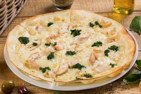 Пицца Фиорентина