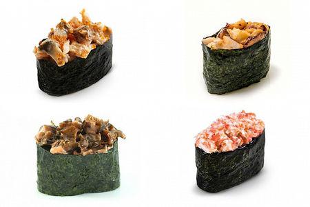 Суши сет спайси