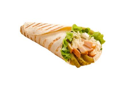 Сэндвич-ролл