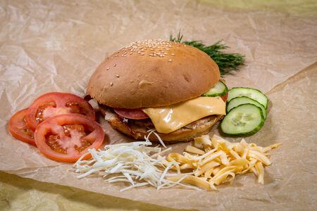 Бургер Премьер