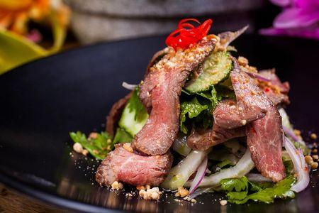 Тайский биф-салат