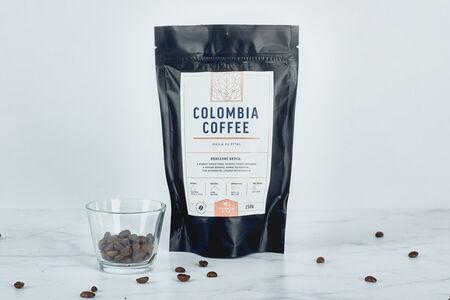 Кофе в зернах Colombia Город-Сад