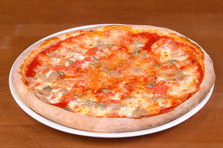 Пицца по-корсикански