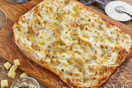 Пицца римская Четыре сыра